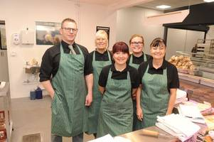 what people are saying about the new st john's market in scunthorpe after its first day of trading