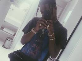 Travis Scott Patches Up Rocky Kylie Jenner Relationship W/ Low-Key Visits