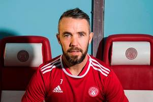 Dougie Imrie on being hated and why he won't miss the abuse as he gets set to retire