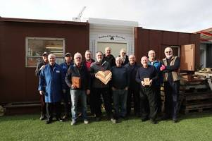 Hamilton and District Men's Shed hailed a success