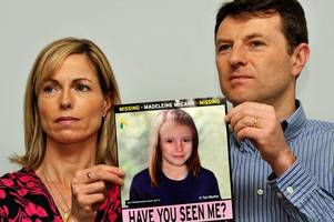 madeleine mccann was 'drugged by someone spying on her' netflix fans' explosive new theory