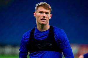 Manchester United star Scott McTominay apologises over Scotland fans snub