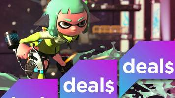 a splatoon 2 free demo, tcl 6-series 4k tvs, and more of the week's best gaming deals