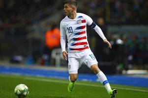 chelsea fans will love what christian pulisic did to manchester united ace on international duty