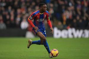 crystal palace given injury scare ahead of huddersfield town clash