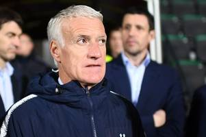 didier deschamps names the chelsea player that is being 'unfairly treated'