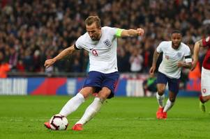 former arsenal & west ham striker has a warning for spurs following harry kane's england display