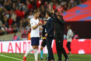 gareth southgate provides eric dier injury update ahead of spurs' vital game at liverpool