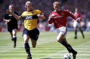 The peculiar reason former Manchester United star Ryan Giggs did not like Emmanuel Petit