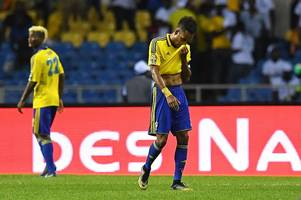 why burundi's afcon qualifying draw with gabon was good news for arsenal
