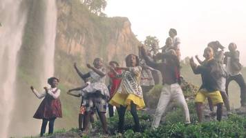 the ugandan choir that played the white house