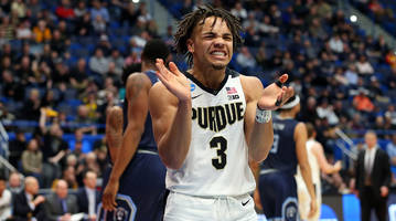 How to Watch Villanova vs. Purdue: March Madness Live Stream, TV Channel, Time