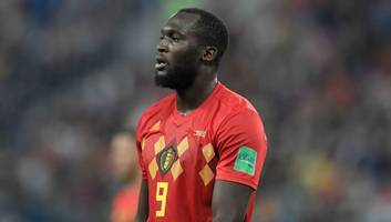 romelu lukaku ruled out of belgium's game against cyprus due to a foot injury