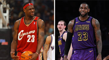 what did the world look like the last time lebron james missed the postseason?