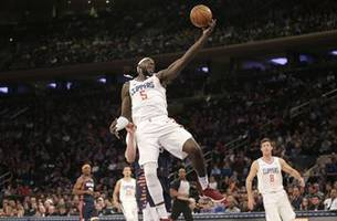 Clippers win fifth straight, beat Knicks 124-113
