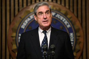 mueller finds no evidence of trump collusion with russia, justice department declines obstruction charge