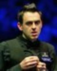 ronnie o'sullivan gave neil robertson 'a clue' in tour championship snooker final