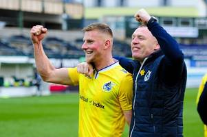 graham coughlan full transcript: how bristol rovers are becoming like manchester united; alfie kilgour's full debut; returning to plymouth argyle