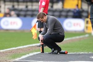 heart-breaking defeat to exeter sums up notts county's season, admits neal ardley