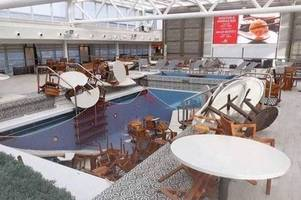 Shocking pictures show aftermath onboard Viking Sky cruise ship as terrified passengers still trapped