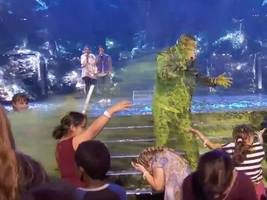 "Watch: Will Smith's ""Still Cleaning Slime Out"" After Last Night's Epic Kids Choice Awards Appearance"