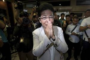 in 1st poll since coup, thais lean to populists