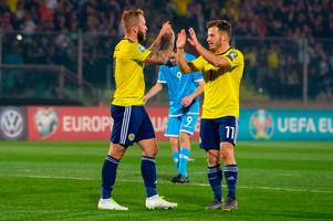 San Marino 0 Scotland 2 as Alex McLeish's side struggle against world's worst team - 5 talking points