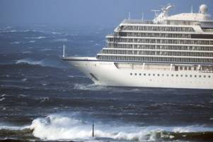 on board viking sky cruise ship stranded off coast of norway
