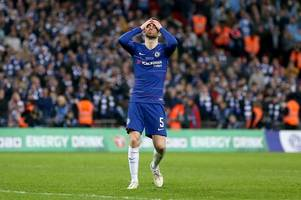 jorginho yet to shine while higuain struggles - rating every chelsea signing made in 18/19