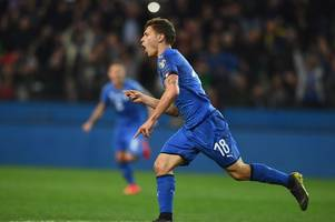 Who is Nicolo Barella? The £42m Chelsea target who could replace Aaron Ramsey at Arsenal