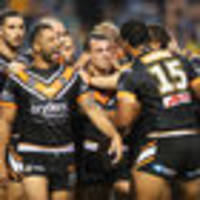 rugby league: new zealand warriors back to reality after nrl thumping by wests tigers