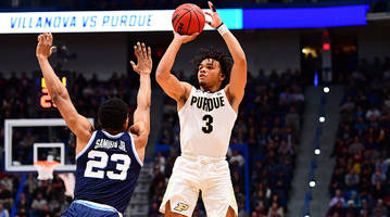 carsen edwards's dominant performance vs. villanova shows purdue's march potential