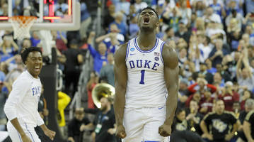 Watch: Duke Survives in 77-76 Win Over UCF, Advances to Sweet 16