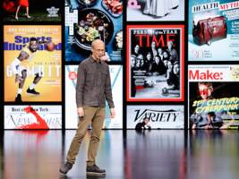 some think apple news' subscription service is a bad deal for publishers. here's why the wall street journal thinks it'll benefit.