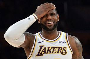 cris carter and nick wright weigh in on lebron, lakers officially missing the playoffs