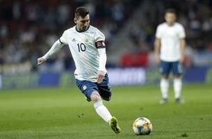 Messi to play for Argentina in Copa America, coach says