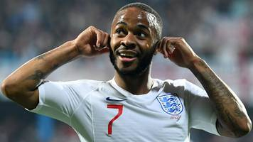 England to report racist abuse of Danny Rose in England win in Montenegro