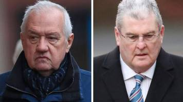 hillsborough trial: jury retires in david duckenfield and graham mackrell case