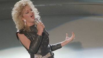 Bonnie Tyler on her 50 years in the music business
