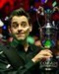 ronnie o'sullivan admits he can't wait to get knocked out of world snooker championship