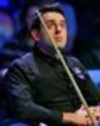 ronnie o'sullivan admits snooker is 'time passer' and hints he's fed up after latest title