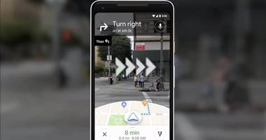 Google Maps' first try at AR navigation is janky but exciting