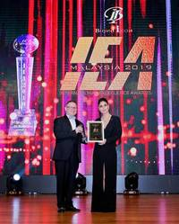 sunway resort hotel & spa awarded best premier holiday destination in malaysia at the international excellence awards 2019