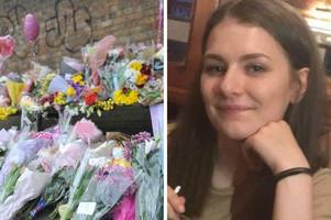 libby squire's devastated parents visit hull tribute bench
