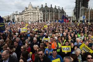 thousands in hull want to stop brexit as revoke article 50 petition hits 5.5 million