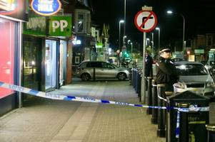 17-year-old boy stabbed in the buttock in leicester city centre