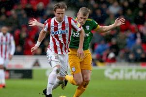 stoke city defender looking for new challenge