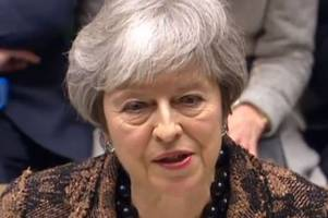 Theresa May loses control of Parliament as MPs insist they'll decide what type of Brexit deal we want