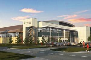 £60m aquatic centre 'legacy' benefits to be discussed in sandwell
