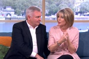 livid ruth langsford fumes after weight loss company uses her name to sell pills